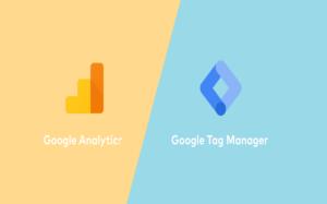 Google Analytics vs Tag Manager