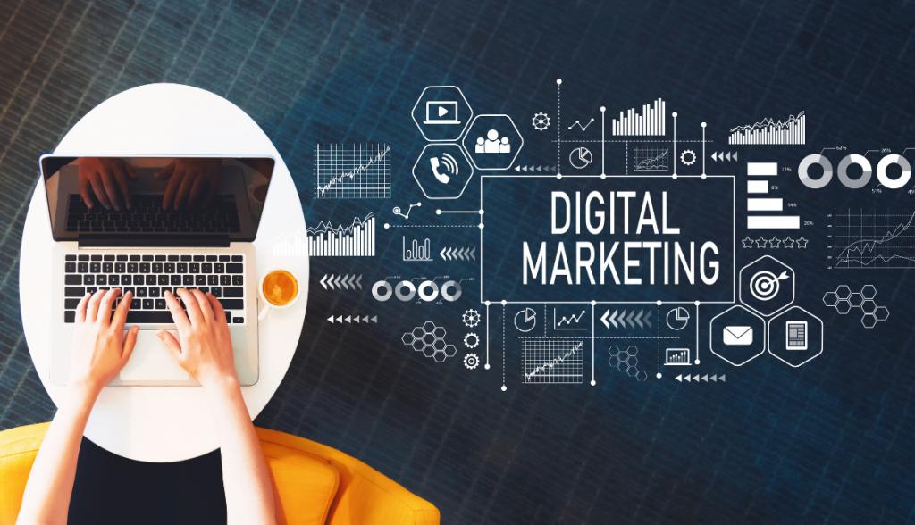 Digital Marketing in Pakitsn 2020.