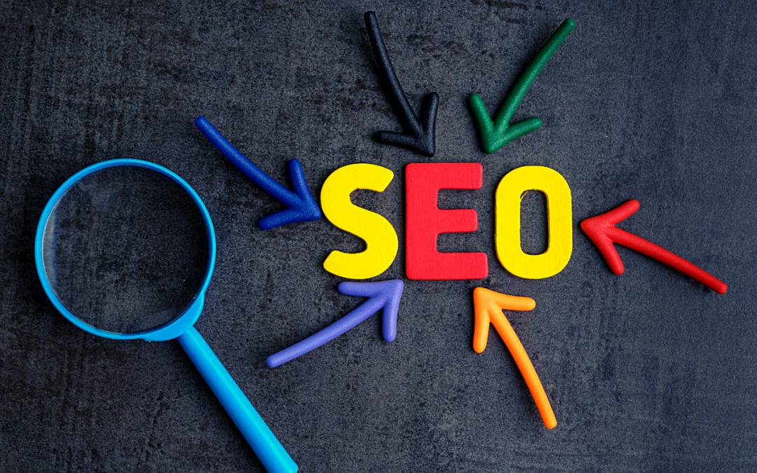 Five Benefits of Using SEO for your Website.